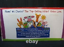 Baby Einstein Collection 15-vhs Bande Vhs