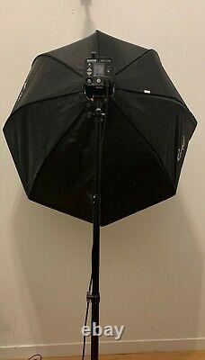 Diffuseur Parapluie Buff + Paul C. Buff Einstein 640 Ws Monolight
