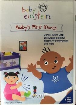 Disney Baby Einstein Baby's First Moves Dance, Twist & Clap Pre-owned