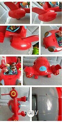 Disney Little Einstein Pat Pat Rocket Avec Leo Annie Quincy &juin 2006, Rare, Utilisé