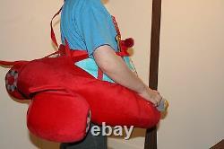 Disney Little Einstein Pat Pat Rocket Costume Phares Illumine Halloween