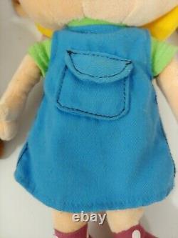 Disney Little Einsteins 12 Plush Poupée Lot Leo Annie June Quincy Used