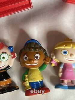 Disney Little Einsteins Pat Pat Rocket Parler 4 Figures Lire La Description