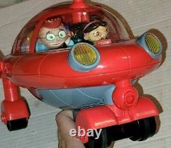 Disney Little Einsteins Pat Pat Rocket Ship Avec Des Figures Lumières Et Des Sons Travail