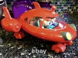 Disney Little Einsteins Pat Red Rocket Green Screen Leo Juin Quincy Annie Figure
