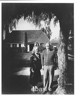 Einstein Photographic Prints, Sionist Leaders, First Trip To U. S.