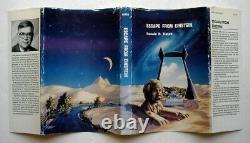 Escape From Einstein, Signé 1er Ed Hc/dj, Ronald Hatch