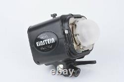 Exc+++ Paul C. Buff Einstein 640 Ws Unité Flash, Cordon D'alimentation, Couverture Testée, Propre