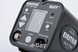 Exc+++ Paul C. Buff Einstein 640 Ws Unité Flash, Cordon D'alimentation, Seulement 61 Flashs