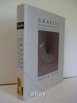 Gravité Introduction À La Relativité Générale D'einstein Par Hartle