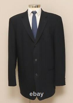 Homme 46l Hugo Boss Einstein/beta Blue 100% Laine Blazer