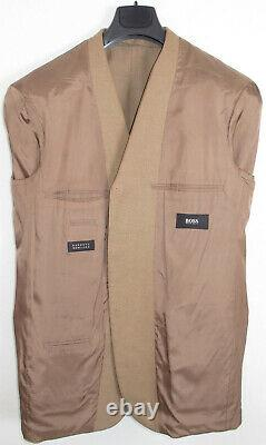 Hugo Boss Einstein Hommes 3 Bouton 100% Coton Blazer Manteau Veste Sz 40 41 R S