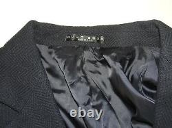 Hugo Boss Modèle Einstein Bleu 3 Boutons Veste Taille 42 R