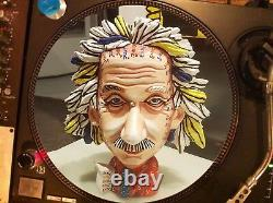 Johnny Flynn Einstein's Idea (country Mile) Rare 12 Picture Disc Promo Lp