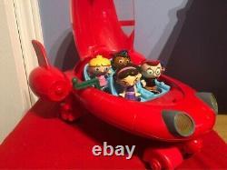 Little Einsteins Rocket Pat Pat Disney Disney Canal Chansons Rouges Électronique Chanter