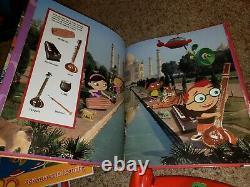 Lot Disney Little Einsteins Transformer Go Rocket Look Find Book Match Game Jacket