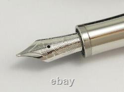 Montblanc Albert Einstein Fountain Pen Edition Limitée De 3000