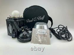 Paul C. Buff Einstein E640 Strobe - Moins De 7400 Flash Count + Émetteur