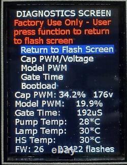 Paul C. Buff (e640) 640 Ws Einstein Unité Flash 23422 Flashs