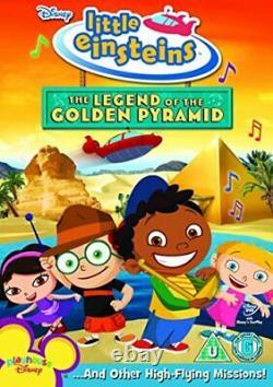 Petits Einstein La Légende De La Pyramide D'or DVD DVD 0svg Le Bon Marché