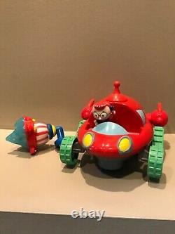 Rare! Rocket Disney Little Einsteins Transform'n Go Rocket Avec Leo