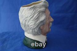 Royal Doulton Albert Einstein D7023 Cruche Grand Caractère