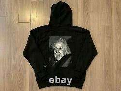 Sacai Black Einstein Hoodie Sz 2 / M
