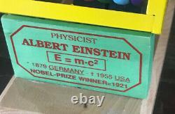 Steinbach Casse-noisette 17 Albert Einstein #s602 Édition Limitée En Boîte