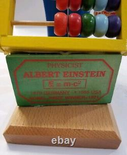 Steinbach S602 Albert Einstein Physicien Rare Allemand Vvhtf 25 Ans Et Plus Vieux Pétard De Noix