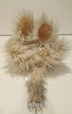 Super Rare Retour Vers Le Futur Einstein Soft Fluffy Peluche Dog 17