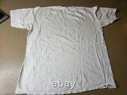 Vtg 90s Albert Einstein T Shirt Jerzees Single Stitch E=mc 2 Size XL USA Made