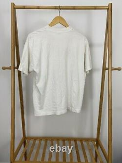 Vtg Einstein E=mc2 Dance Floor Single Stitch Short Sleeve T-shirt Taille L USA